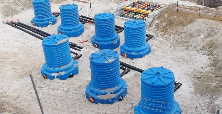 Modernisation et mises aux normes de station service pétrolière