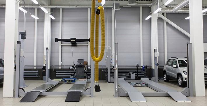 Gestion de projet de création ou modernisation de garage