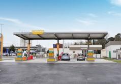 Création d'une station service pétrolière
